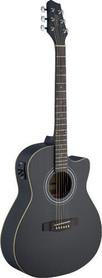 Stagg SA30ACE-BK - gitara akustyczna