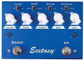 Bogner Ecstasy Blue - efekt gitarowy preamp