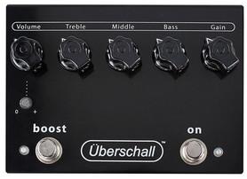 Bogner Uberschall - efekt gitarowy preamp