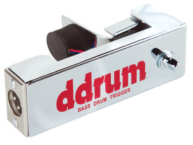 Ddrum Chrome Elite Bass Drum Trigger - trigger do basu