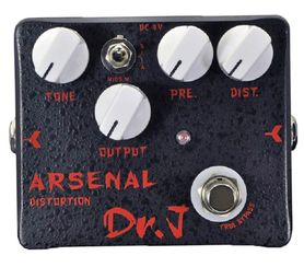 DR.J D51 Arsenal Distortion - efekt gitarowy