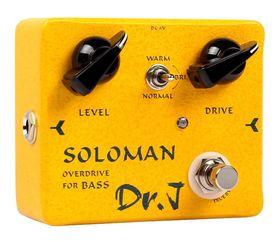 DR.J D52 Soloman Bass Overdrive - efekt gitarowy