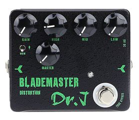 DR.J D58 Blademaster Distortion - efekt gitarowy