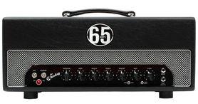 65Amps Whiskey Head – lampowy wzmacniacz gitarowy
