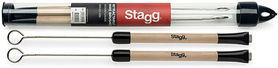 Stagg SBRU20-WM – miotełki perkusyjne