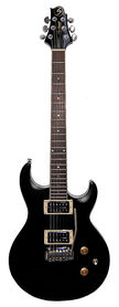 Samick UM-4 BK - gitara elektryczna