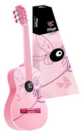 Stagg C-530 Dragonfly - gitara klasyczna 3/4