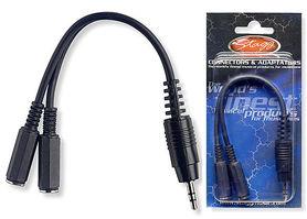 Stagg YC- 0,1/1J2JF - kabel przejściowy