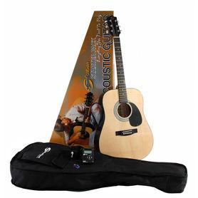 Soundsation AGPKG100NT Pack - gitara akustyczna plus akcesoria