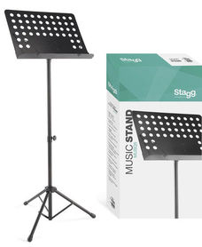 Stagg MUS Q 5 - koncertowy pulpit do nut
