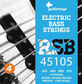 Galli RSB-45105 N - struny do gitary basowej
