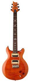 PRS 2017 SE Santana Orange - gitara elektryczna, sygnowana