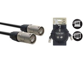 Stagg XCC3EC - kabel EtherCON 3m