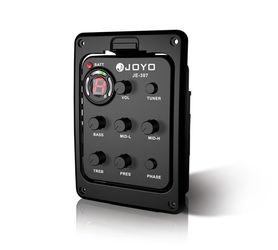 Joyo JE-307 - Przystawka do gitary akustycznej z przedwzmacniaczem