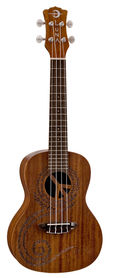Luna Uke Maluhia Peace - ukulele koncertowe