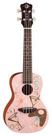 Luna Uke Pink Martini - ukulele koncertowe