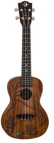 Luna Uke Coral - ukulele koncertowe