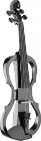 Stagg EVN X 4/4 MBK - skrzypce elektryczne 4/4