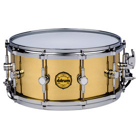 Ddrum MT SD 6.5x14 Brass - werbel metalowy