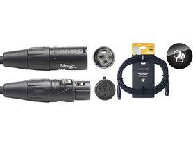 Stagg NDX15R3 - kabel DMX 15m