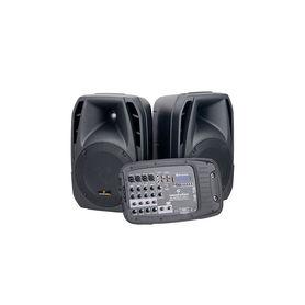 Soundsation BLUEPORT LIGHT - zestaw nagłośnieniowy 2 x 75W  + mikser