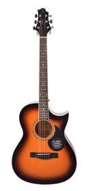 Samick GA-100SCE VS - gitara elektroakustyczna
