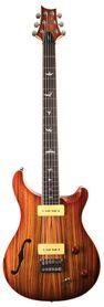 PRS 2017 SE 277 Semi Hollow Soapbar Zebrawood - gitara elektryczna, edycja limitowana