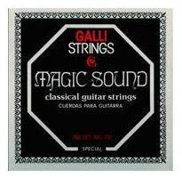 Galli MS-100 - struny do gitary klasycznej