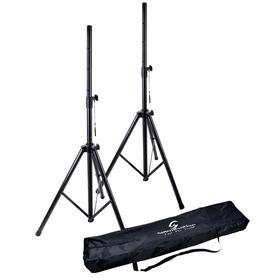 Soundsation SPST-SET AIR BK - zestaw statywów kolumnowych