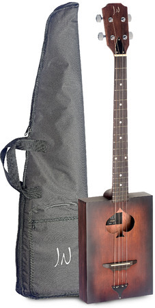 James Neligan Cask-Firkin - gitara akustyczna, cigarbox