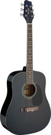 Stagg SA20D BLK  - gitara akustyczna