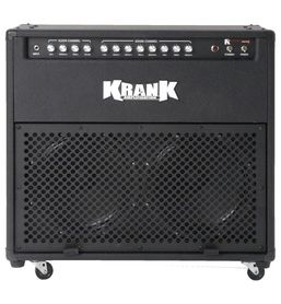 Krank Revolution Combo - lampowe combo gitarowe 100 Watt