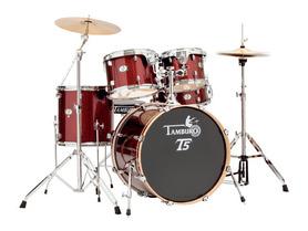 Tamburo T5S22RSSK - akustyczny zestaw perkusyjny