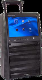 Ibiza PORT-TFT12 - 800 W 15' z ekranem TFT