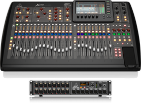 Behringer x32+stagebox S16