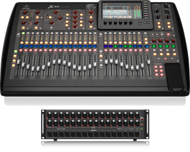 Behringer x32+stagebox S32