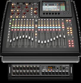 Behringer x32 compact+stagebox S16