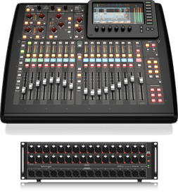 Behringer X32 Compact + S32