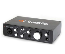 Artesia A22XT - intefrejs audio