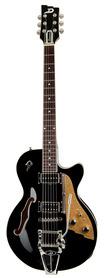 Duesenberg Starplayer TV Black - gitara elektryczna