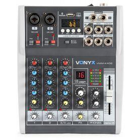 Vonyx VMM-K402 DSP