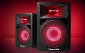 Numark N-Wave 580L - monitory studyjne z diodami LED