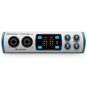 PreSonus Studio 26 - Interfejs Audio USB 2.0