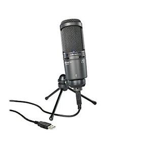AUDIO TECHNICA AT 2020 USB plus - mikrofon pojemnościowy