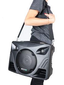 Zestaw nagłośnieniowy Ibiza PORT85 UHF-BT
