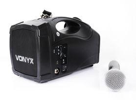 Aktywne bezprzewodowe nagłośnienie Vonyx ST-010