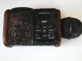 Mikrofon przewodowy instrumentalny