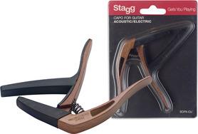 Stagg SCPX-CU DKW - kapodaster do gitary