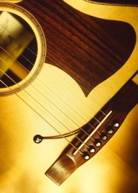 Mikrofon piezo do gitary SD Systems PU-1