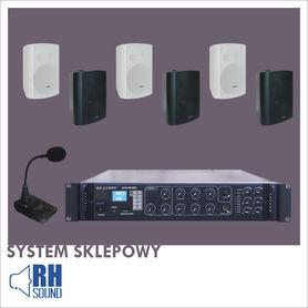 Sklepowy zestaw ST-2180BC + BS-1040TS/W + EM-825